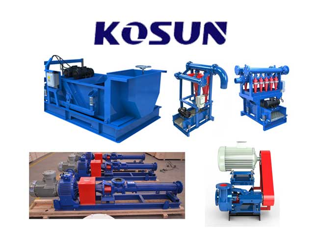 Shaft Sinking Machines separation units