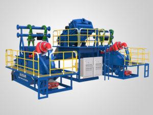 Tunnel Boring Machine Separation units