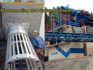 Microtunnelling Mud System