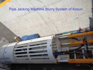 Pipe Jacking Machine Slurry System Pipe Jacking Machine Slurry System