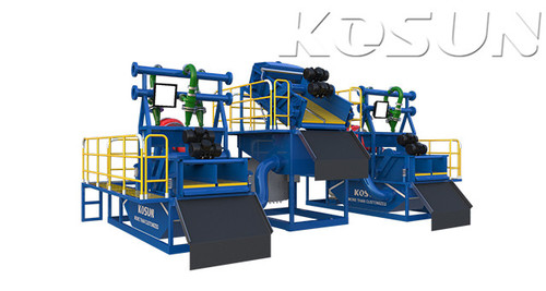 rotary drilling rigs slurry system