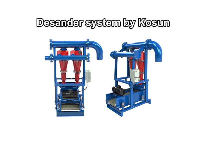 Desander Systems