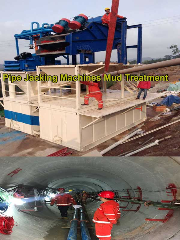 machine treatment