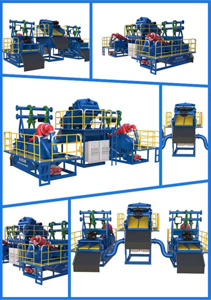 Slurry Treatment Plants of Kosun