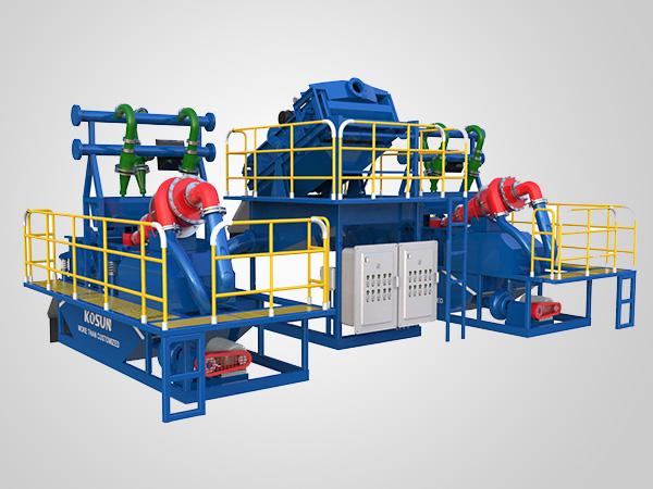 Water and Sludge Separator