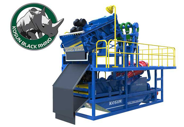 slurry management equipment