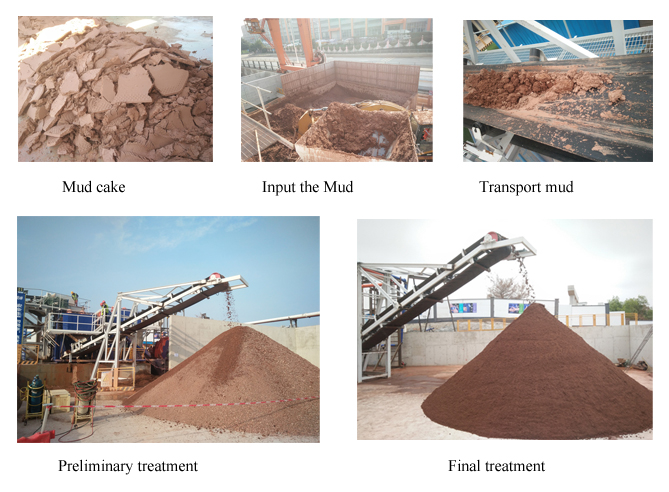 TBM Muck Treatment and Disposal